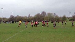 U10s Defense vs Hindley