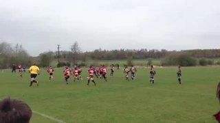 U10s vs Hindley