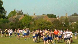 Sean Edwards try vs Welwyn