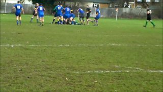 Big Si's bit hit vs Stevenage 2nds