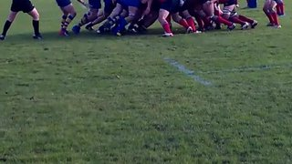 Craig Huddleston try vs Hammersmith & Fulham