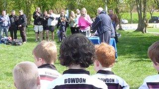 Bowdon Hawks Cheshire Plate winners 2014
