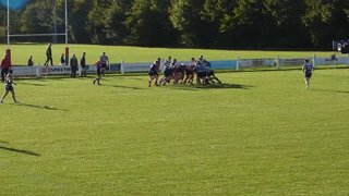 Hawks Match winning Try v Driffield