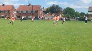 U11s sponsors exhibition cup (TUFC Goal)