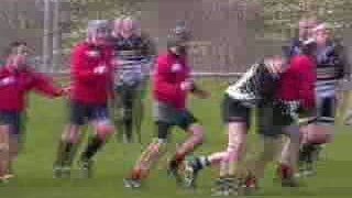 Chaff Try Against Kinloss (Relegation Decider)