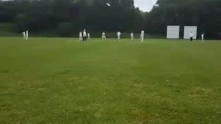 Stu Fletcher 50 v Streatham & Marlborough