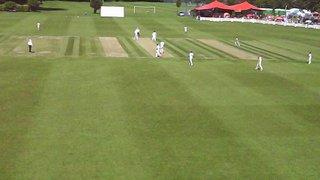 Fletcher gets out v Horsley & Send