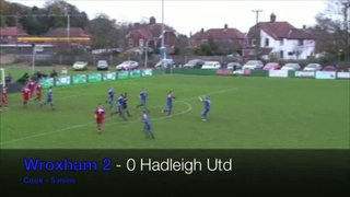 Wroxham Vs Hadleigh United
