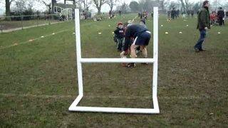 2012.01.29 - Micros Training - Kicking Practice