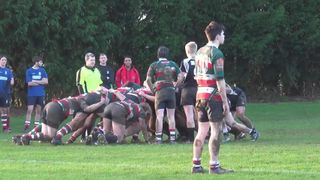 Colts Lutterworth 0 - MH 13 - Sam's Try