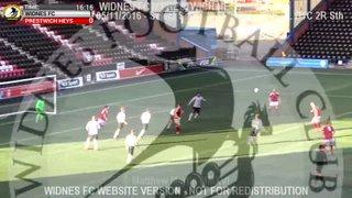 Widnes FC Vs Prestwich Heys (05.11.16) Div 1 Cup 2R South