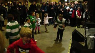 U7's & U8's Party Hard At The Newcastle Falcons