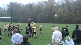 2nd XV Holt LO17