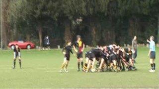Wasps U16 v Windsor Sam's 1st try
