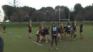 Wasps U16 v Windsor Sam's 2nd try