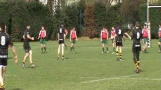 Wasps U16 v GHA April 2009 Phils 1st try