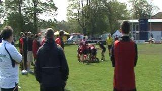 Scott's 2nd try v London Welsh at Cobham 10's 2009