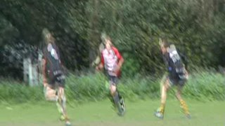 Scott's try v Rosslyn Park at Cobham 10's 2009