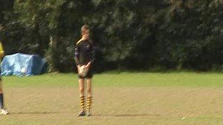 Jack's hit v Cobham in Final Cobham 10's 2009