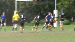 Sam's 1st try v Cobham in Final Cobham 10's 2009