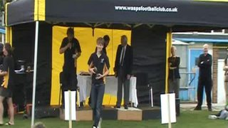 Coaches Player Wasps U16