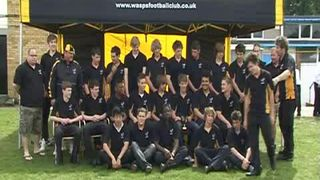Team Photo Wasps U16 2009