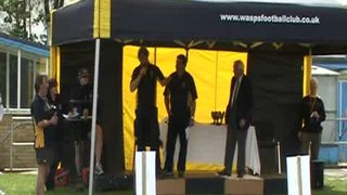 Wasps U16 Team Awards 2009