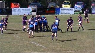 Horde try v Maidenhead IV 06.04.2013