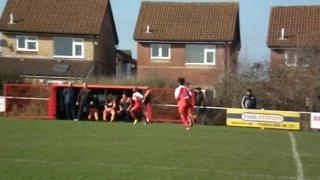 Cadbury Heath 0 Gillingham 3