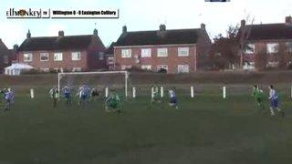Willington AFC v Easington Colliery Wearside League