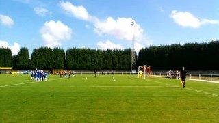 Morpeth Town v Sunderland RCA (Michael Chilton penalty)