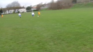PAFC V Uckfield - JB goes close after jacob dribble