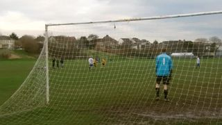 PAFC V Uckfield - Petals 2nd of the game