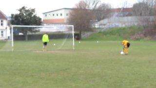 Penalties - 2-2 - El Hornsby Scores