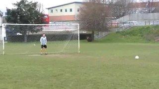 Penalties - 4-4 - BBOB Score & 5-4 - Dean gets the winner