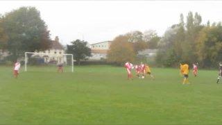 1st Half Highlights - 5 Goals