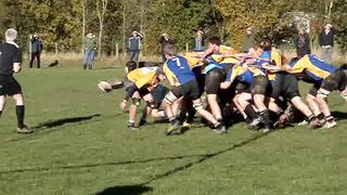 Market Bosworth v U17 - Rueben's Try