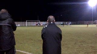 West Equalises Against Ardley 26 12 2013