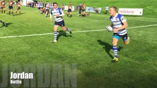 The Blues vs Northampton Old Scouts - Try Scorers