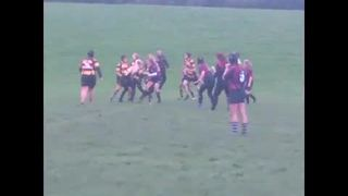 Regan Try against Weston Hornets