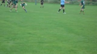 Match Action 2, Cuthberts v Eagles U1s