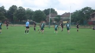 Match Action 3 Cuthberts v Eagles u14s