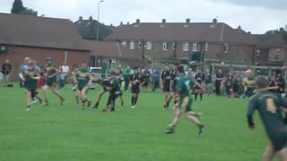 Match Action 4 Cuthberts v Eagles U14s