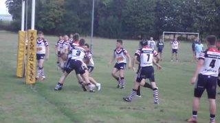Try Time U18s v Burtonwood
