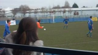 Bootle FC V AFC Blackpool Kevin Townson's last minute goal