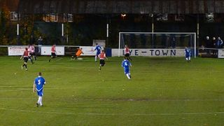 GENNARD SCORES AGAINST WEDNESFIELD...