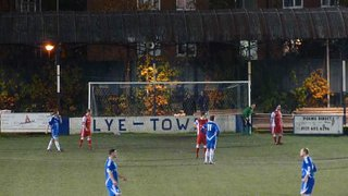 ANDY MITCHELL HEADS GOAL 2 v BEWDLEY...