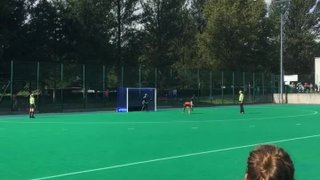 First goal of the new season for the Spartans