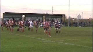 Harry try v Peterborough