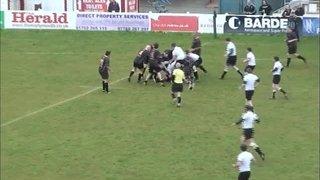 Ellis Cup Final 2012